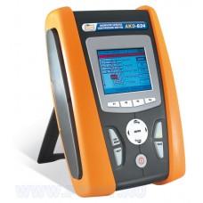 Микропроцессорные регистраторы - анализаторы качества электроэнергии АКЭ-82