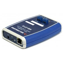 ААЕ-2712 Универсальный контроллер LAN/USB с двумя исполнительными каналами (реле)