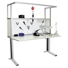 АРМ-4355-ESD Стол слесаря-сборщика радиоаппаратуры с антистатической столешницей