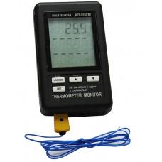 АТЕ-9380BT Измеритель-регистратор температуры АТЕ-9380 с Bluetooth интерфейсом