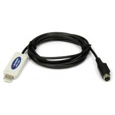 АСЕ-1028 Преобразователь интерфейсов RS-232 - USB с расширенной памятью