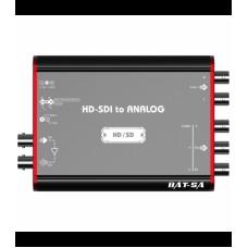 Преобразователь BAT-SA HD/SD-SDI в аналоговое видео и аудио Anritsu