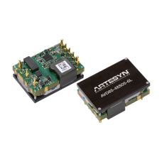 AVD85 Series Artesyn 85 Watt Sixteenth-Brick Isolated DC-DC Converters