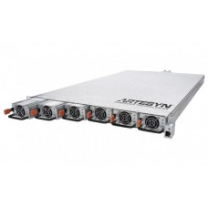 "12V, 18kW, 1U 19"" Power Shelf Artesyn 15kW N+1, Stackable for 33kW N+1 in 2U"