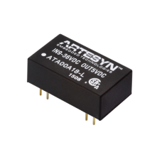 ATA Series 3 Watt Isolated DC-DC Converters Series Artesyn Industrial DCDC