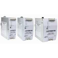 ADN-C Single Phase Series Artesyn Din Rail Mounting Single-Phase AC-DC Power Supplies