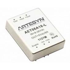 AET Series Series Artesyn 25–30 Watt Isolated DC-DC Converters