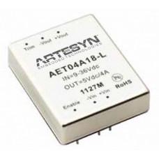 AET 20W Series Series Artesyn 20 Watt Isolated DC-DC Converters