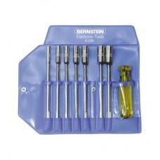 Набор торцевых ключей Bernstein 6-200 из 8 преметов