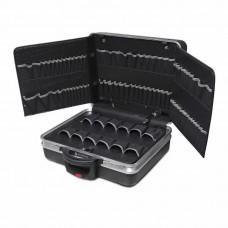 Чемодан PROTECTION XL на колёсах для набора инструментов BOSS с 88 карманами (без инструментов) Bernstein 6515 R