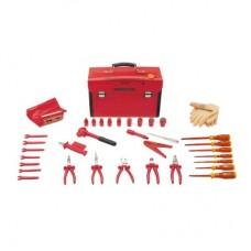 Профессиональный набор инструмента для высоковольтных работ Bernstein 8100 VDE