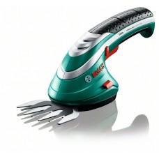 Аккумуляторные ножницы для травы и кустов Bosch Isio (0 600 833 100)