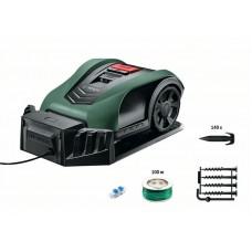 Автоматизированная газонокосилка Bosch Indego S+ 400