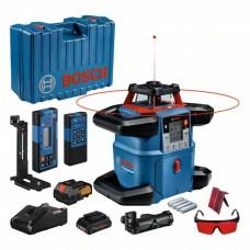 Ротационный лазерный нивелир Bosch GRL 600 CHV