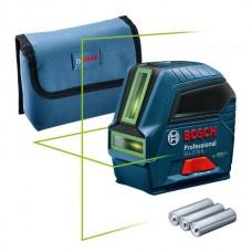 Линейный лазерный нивелир Bosch GLL 2-10 G
