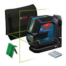 Линейный лазерный нивелир Bosch GLL 2-15 G (0 601 063 W02)