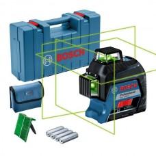 Линейный лазерный нивелир Bosch GLL 3-80 G