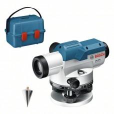Оптический нивелир Bosch GOL 26 D (в кейсе с комплектом принадлежностей) (0 601 068 000)