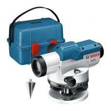Оптический нивелир Bosch GOL 20 D (в кейсе с комплектом принадлежностей) (0 601 068 400)