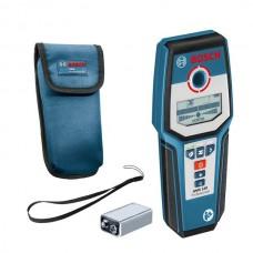 Детектор Bosch GMS 120 (с принадлежностью, принадлежностью для переноски)