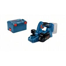 Аккумуляторный рубанок Bosch GHO 18 V-LI