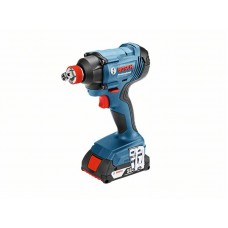 Аккумуляторный ударный шуруповерт/гайковерт Bosch GDX 180-LI