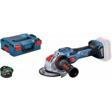 Аккумуляторная угловая шлифмашина BITURBO с X-LOCK Bosch GWX 18V-15 SC (0 601 9H6 501)