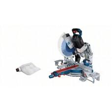 Аккумуляторная торцовочная пила BITURBO Bosch GCM18V-305 GDC