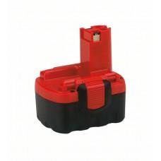 В упаковке 10 шт Bosch ., никель-кадмиевый аккумулятор 14,4 В – 1,8 А•ч