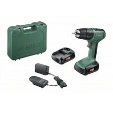 Аккумуляторная ударная дрель-шуруповерт Bosch UniversalImpact 18