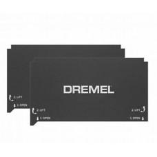 Комплект съемных пластин на платформу DREMEL® DigiLab 3D40 Flex Build Tape