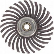 DREMEL® EZ SpeedClic: качественная абразивная щётка, зерно 36