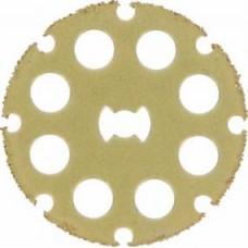 DREMEL® EZ SpeedClic: отрезной круг для древесины.
