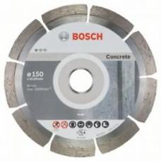 Алмазные отрезные диски Standard for Concrete (арт. 2 608 603 241)