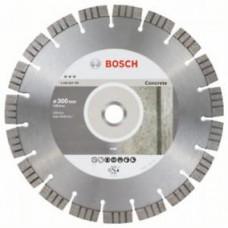 Алмазные отрезные диски Best for Concrete (арт. 2 608 603 799)