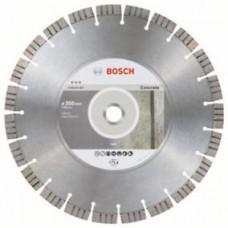 Алмазные отрезные диски Best for Concrete (арт. 2 608 603 800)