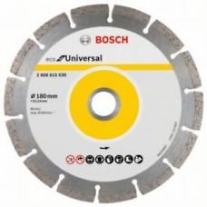 Алмазные отрезные диски Eco for Universal Segmented (арт. 2 608 615 043)