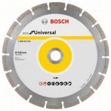 Алмазные отрезные диски Eco for Universal Segmented (арт. 2 608 615 044)