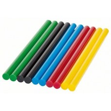 Клеевые стержни, цветные, 7 мм