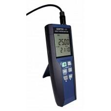 Измеритель температуры CENTER 375