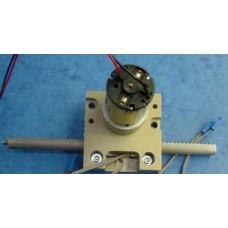 0PL6500-09. Motor Visionbox komplett f. PL650A