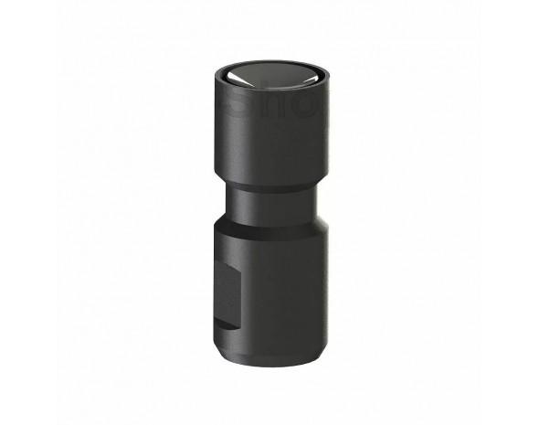 0HR5520-80100. Düse für HR550, Durchmesser 10,0mm, Silikonsauger 8,0mm integriert Ersa