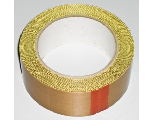 0IR6500-46. ERSA PTFE Glasgewebeband 40mm x 5m