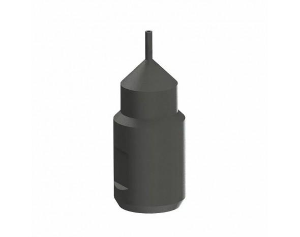 0HR5520-05010. Düse für HR550, metallisch, Durchmesser 1,0mm Ersa