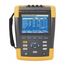 Регистратор - анализатор показателей качества электроэнергии Fluke 435 II