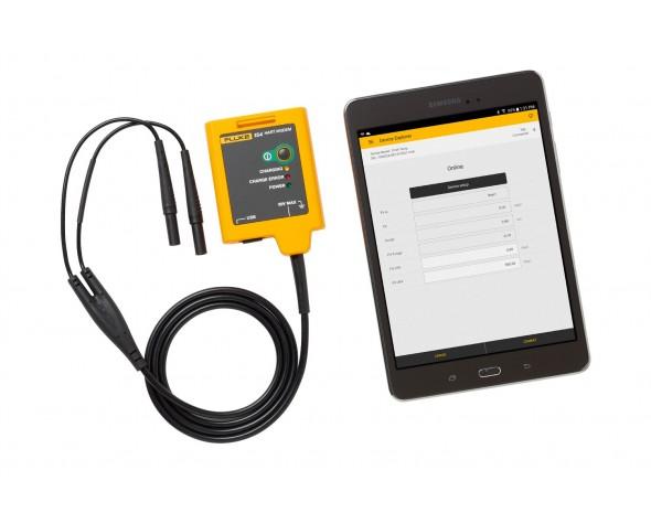 Hart calibration assistant international FLUKE 154 INTL
