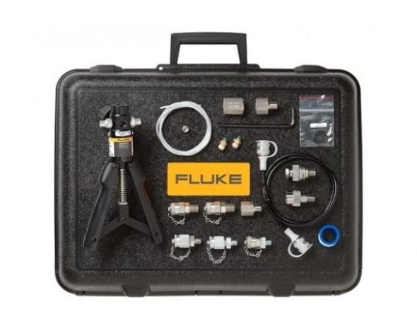 Комплект для тестирования пневматического давления с прецизионным манометром Fluke 700PTPK2