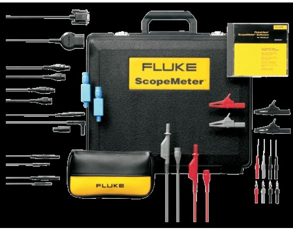 Комплект для применения в автосервисе (для 190 серии) Fluke SCC198