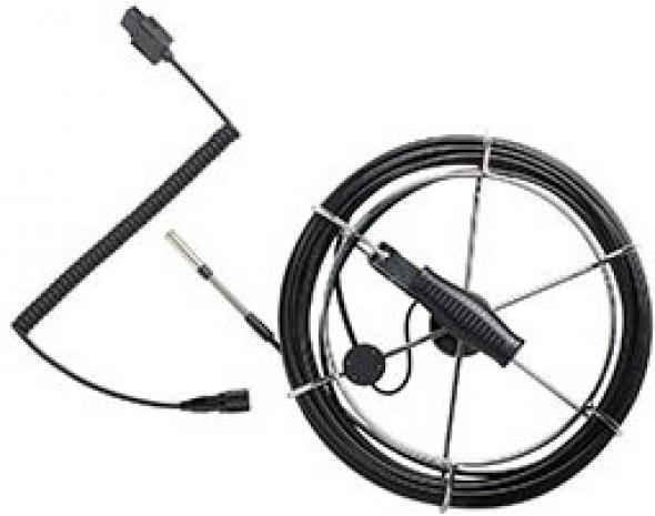 Зонд для видеоскопа Fluke С катушкой для видеоскопа диаметр 9 мм, длина 20 м