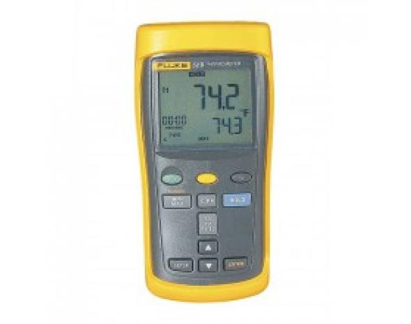 Термометр Fluke 52-2